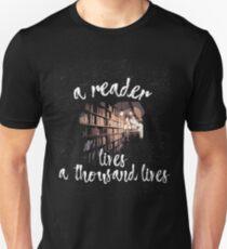 Readers Unisex T-Shirt