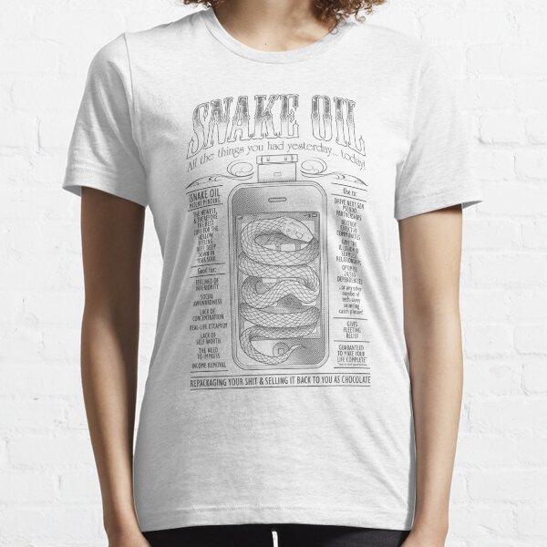 Snake Oil Essential T-Shirt