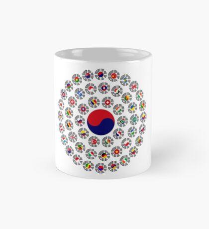 We Are Korea Multinational Patriot Flag Collective 1.0 Mug