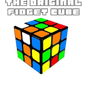 The Original Fidget Cube (Rubik's Cube) by kiprobinson