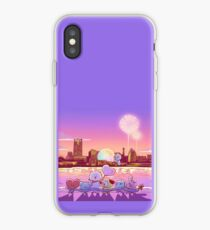 BT21 Sunset Celebration iPhone Case