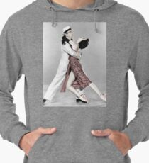 Fred Astaire & Cyd Charisse  Lightweight Hoodie