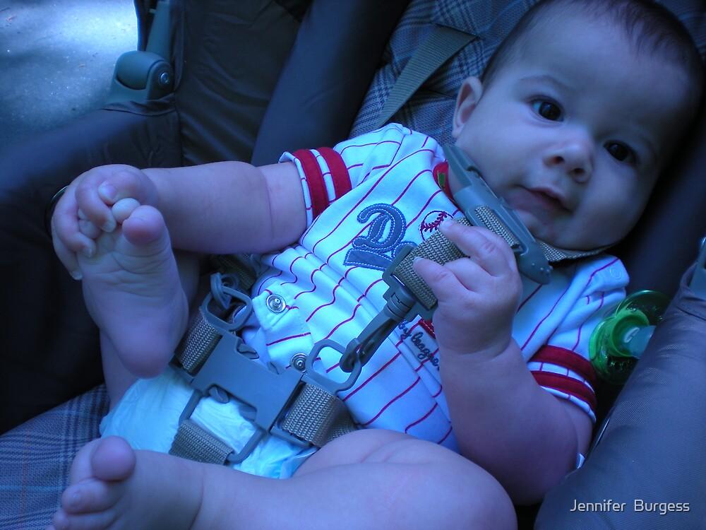 My Awesome son by Jennifer  Burgess
