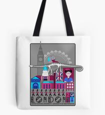 London Museums, Baby! Tote Bag