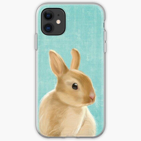 Baby Rabbit iPhone Soft Case
