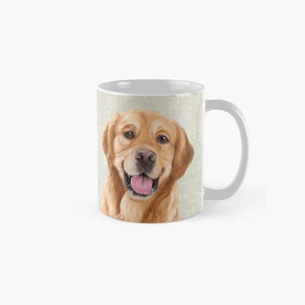 Mr Golden Retriever Classic Mug