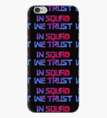 On My Block -In Squad We Trust  iPhone Case