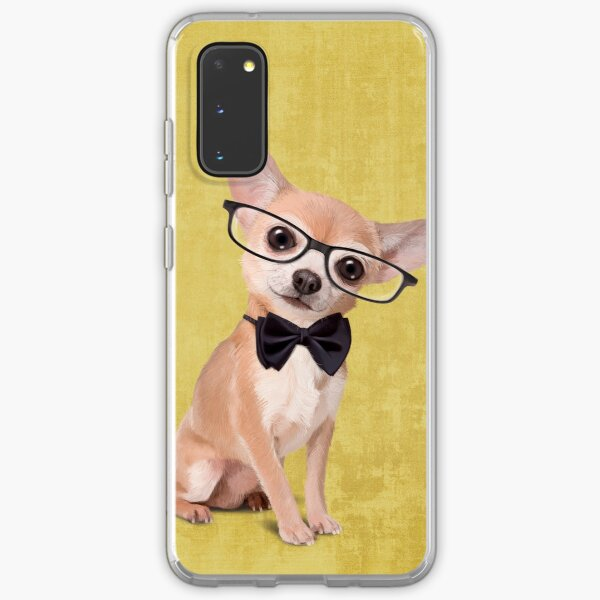Mr Chihuahua Samsung Galaxy Soft Case