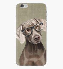 Mr Weimaraner iPhone Case