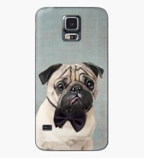 Mr Pug Case/Skin for Samsung Galaxy