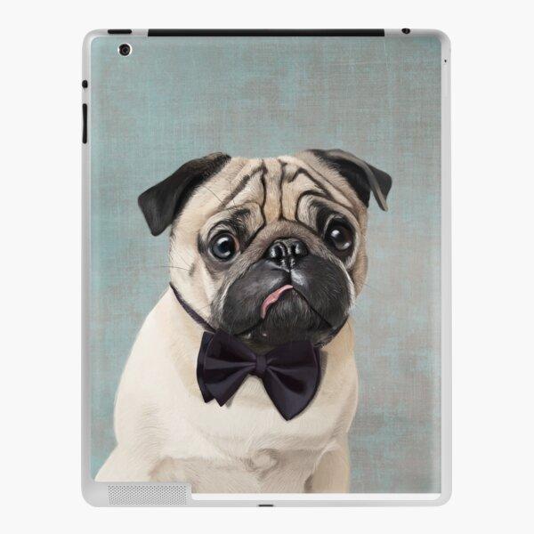 Mr Pug iPad Skin
