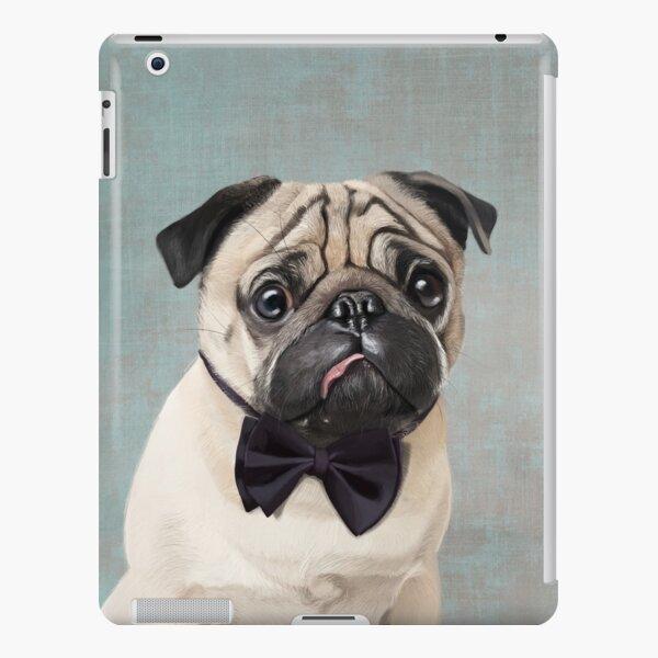 Mr Pug iPad Snap Case