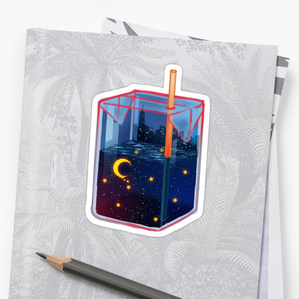 Stern Juusu Sticker