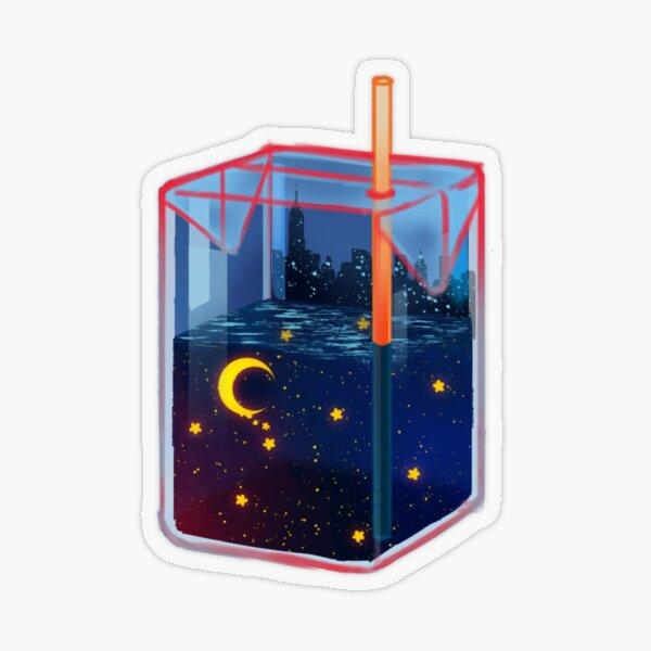 Star Juusu Transparent Sticker