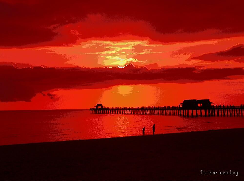 Fireset by florene welebny