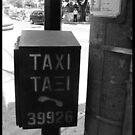 Taxi Corfu by Rob McFall