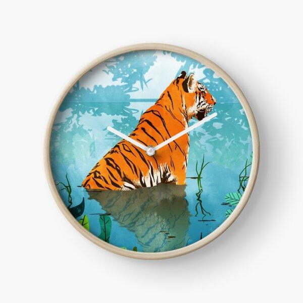 Tiger Creek Clock