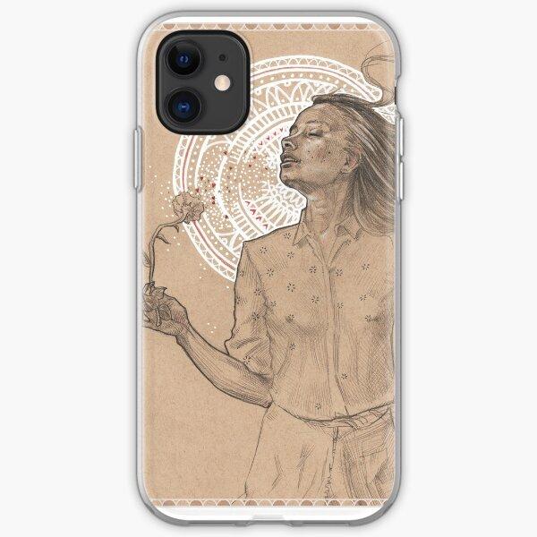 Pollen Hearts iPhone Soft Case