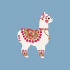 The Alpaca by haidishabrina