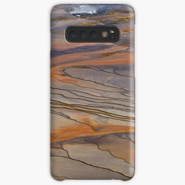 Hot Spring Terracettes Samsung Galaxy Snap Case