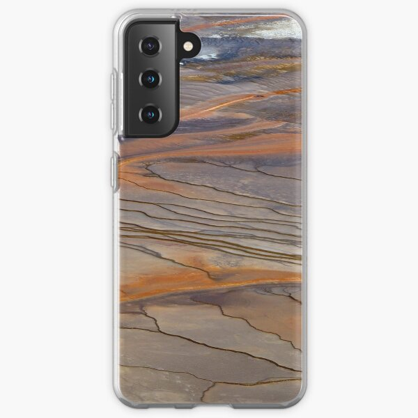 Hot Spring Terracettes Samsung Galaxy Soft Case