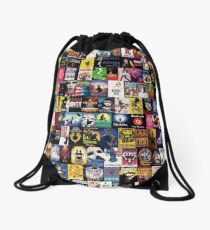 MUSICALS 2 (Duvet, phone case, mug, sticker etc) Drawstring Bag