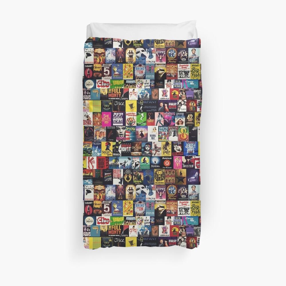 MUSICALS 2 (Duvet, phone case, mug, sticker etc) Duvet Cover