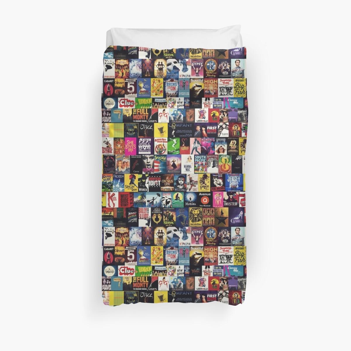 MUSICALS 2 (Duvet, phone case, mug, sticker etc) by thatthespian