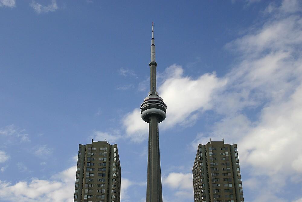 CN Tower by JohnKeeley