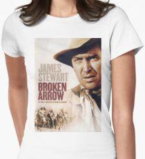 BROKEN ARROW Women's Fitted T-Shirt