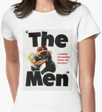 THE MEN Women's Fitted T-Shirt