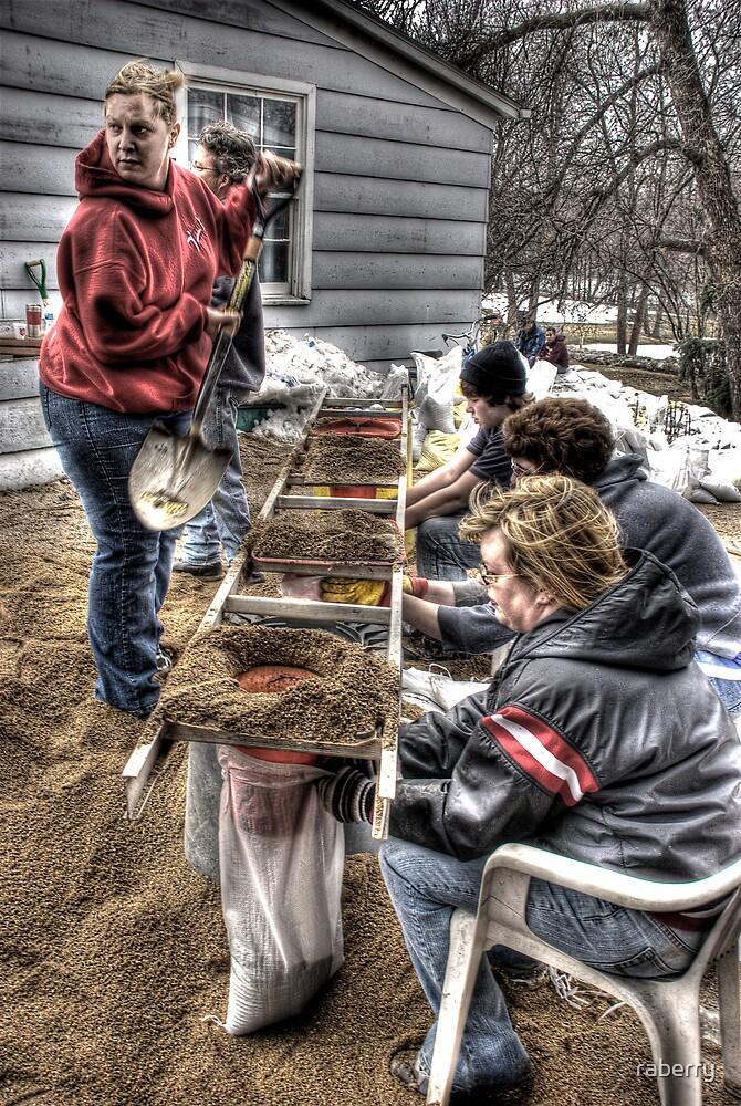 Fargo-Moorhead Flood 2009  A Tribute by raberry