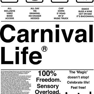 Carnival Life by Fasmwa