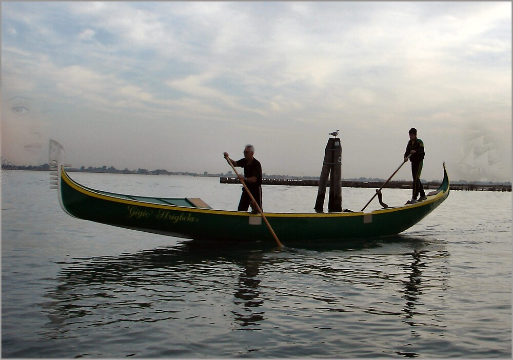 At Sea by shadyuk