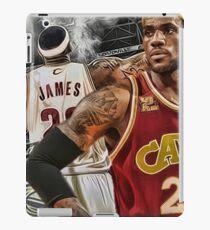 Lebron James KING MVP iPad Case/Skin