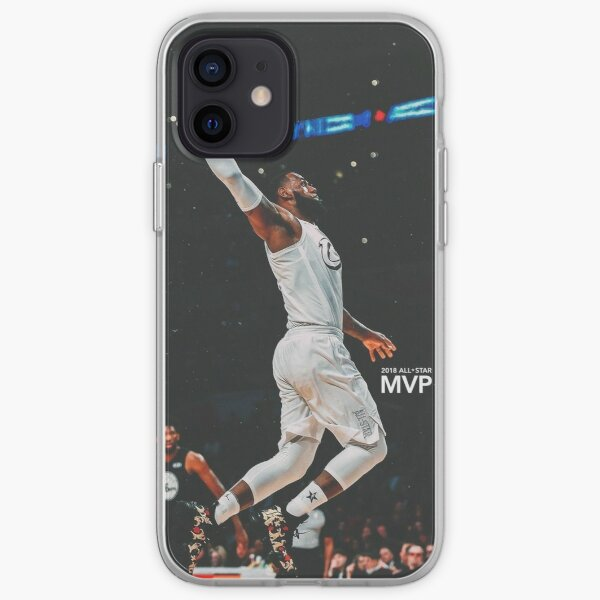 All star Lebron James iPhone Soft Case