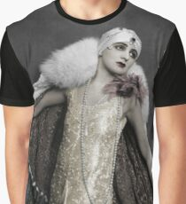 Harry S Franklyn Graphic T-Shirt