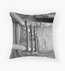 800 Year Old View Throw Pillow