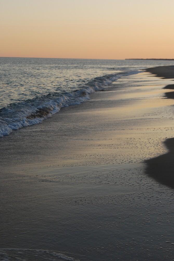 St. George Island Sunset by GretchenColon