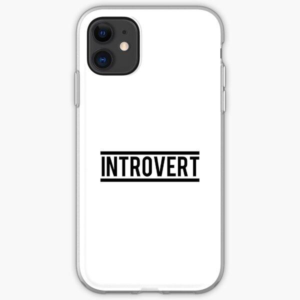 Introvert - Liza Koshy iPhone Soft Case