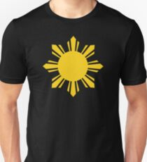 Philippine Sun by AiReal Apparel Unisex T-Shirt