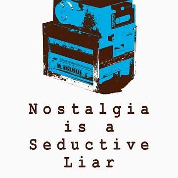 Nostalgia is a Seductive Liar: Burn, Dodge by ashleyhicks