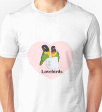 Lovebirds Unisex T-Shirt