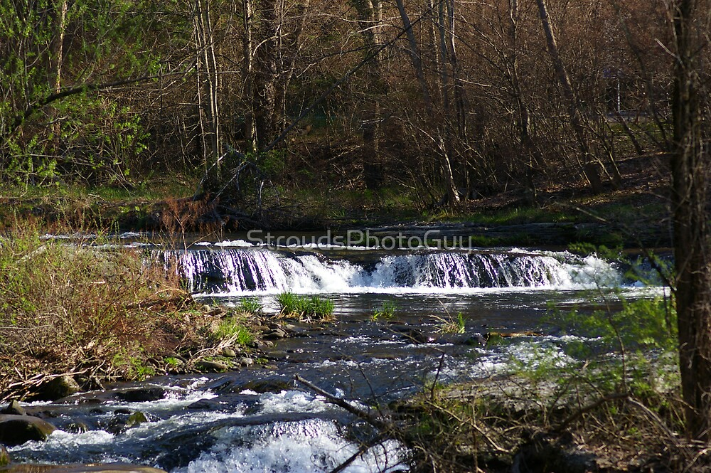 A Set a Falls by StroudsPhotoGuy