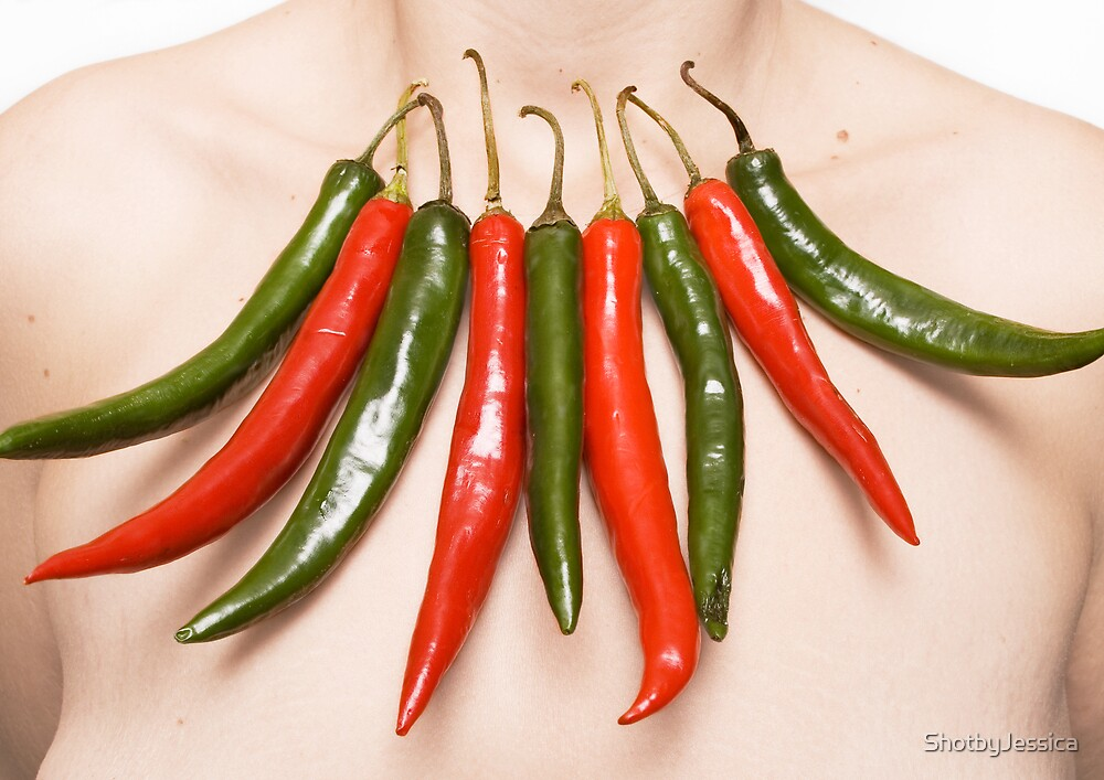 Chillies by ShotbyJessica