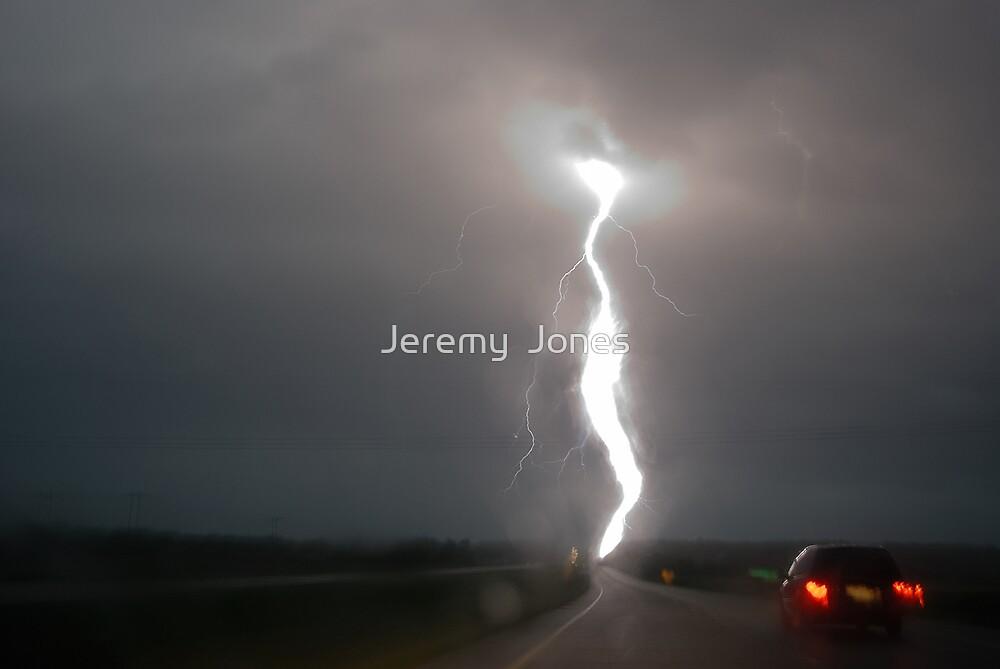 75 MPH CG Strike!!  by Jeremy  Jones