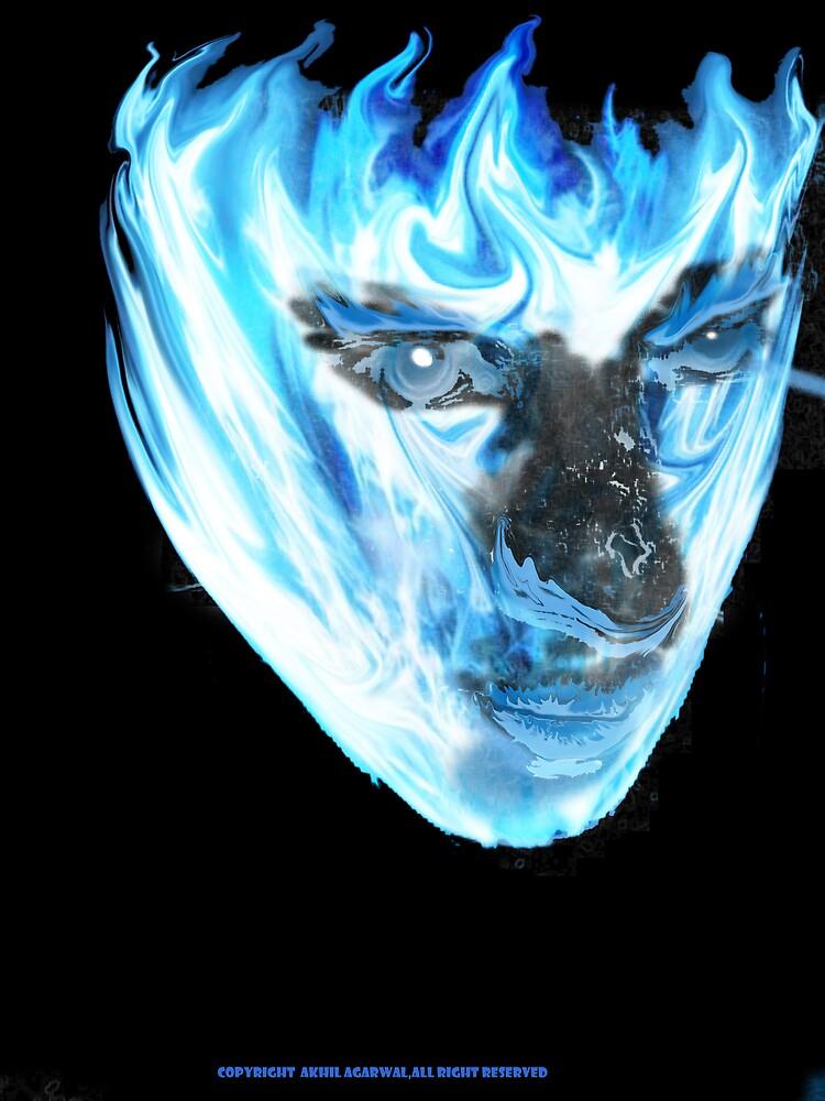 Fire Inside Me by akhilagarwal25