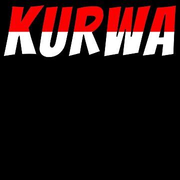 Kurwa Poland Meme by Elkin