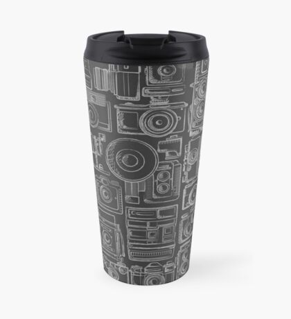Paparazzi Grey Travel Mug
