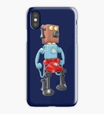 Smartphone Bot 8000 iPhone Case